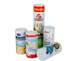 Упаковка для соли и специй с дозатором
