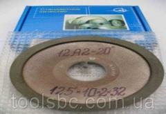 Diamond plate (12A2-20 °) 150 x 10 x 2 x 18 x 32