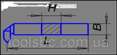 Cutter for internal thread