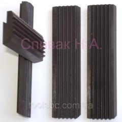 Combs thread-cutting flat step 2,5