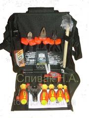 Set for the duty electrician