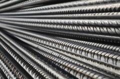 Fittings steel A400/500 measure F8mm, F10mm,