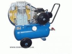 C412M, KM1 compressor