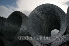 Low-carbonaceous steel wire of general purpose
