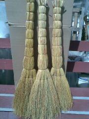 Broom of a premium sorghum. Wholesale. Delivery