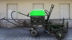 SPRAYER BITUMEN EMULSION BS-200