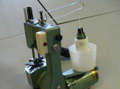 Ручная однониточная мешкозашивочная машинка GK9-2