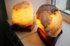 Лампи соляні