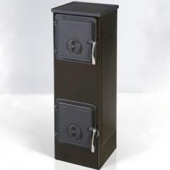 Дровяная печь Kerpen 2U4P black