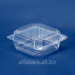 Packaging plastic ALPHA PAK PS-112 transparen