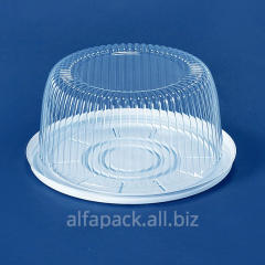 Packaging plastic ALPHA PAK PS-22 cover