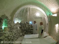 Будівництво соляних кімнат