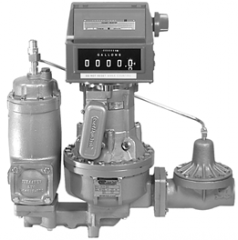 Flowmeter of Liqua-Tech LPM 101, LPM 102, LPM 200