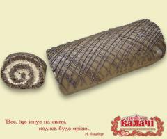 Кондитерский рулет Шоколадний от производителя