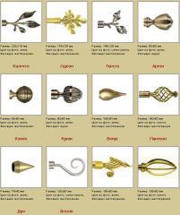 Eaves metal decorative wholesale