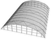 Металоконструкції аркового типу