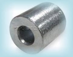 Plug aluminum