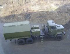 Радиолокационные станции (РЛС)  П-18ОУ Оксамыт