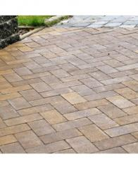 Paving slabs the Brick standard without facet (60 mm)