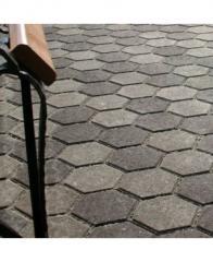 Плитка тротуарная Сота (60мм)