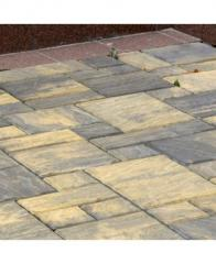 Paving slabs Passion music (60 mm)