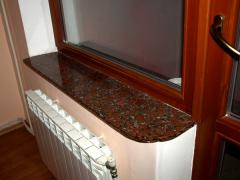 Granite window sills, granite window sills and