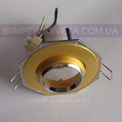 Светильник точечный встраиваемый для подвесного потолка FERON поворотный