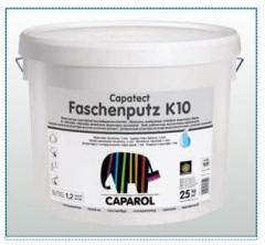 Штукатурка акриловая CAPAROL Capatect-Faschenputz