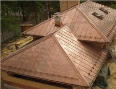 Roof copper