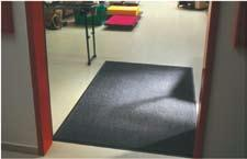 Rent of antisplash carpets