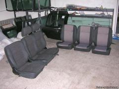Сидения для микроавтобусов