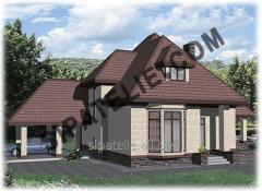 Panel house, domokomplekt
