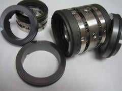 Spare parts and face consolidations to pumps,
