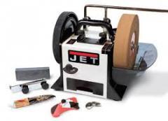 Shlifovalno polishing JET JSSG-10 machine