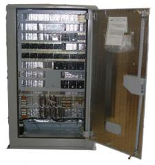 Cabinet relay unified ShRU-M1 1-10