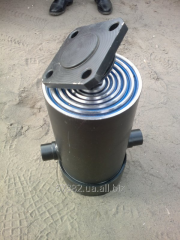 Hydraulic cylinder KAMAZ 452802 6 shtokovy