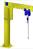 Crane console Crane konsolno rotary Crane rotary