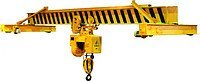 Beam crane electric basic one-frame single-span