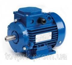 Electric motor of six polar T90L6 1,1 kW 900 rpm.