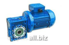 Motor reducer worm one-stage standard size 025