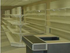 Мебель для продовольственных магазинов