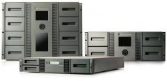 Ленточные библиотеки HP StoreEver MSL