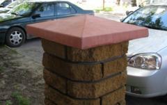 Covers concrete