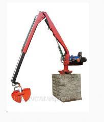 Crane MK-0.2 manipulator