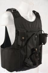 "Bullet-proof vest ""Armour 3-95"" outside carrying. Armored ves"