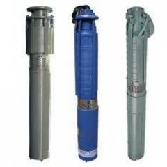 Pumps ETsV 4, 5, 6, 8, 10, 12