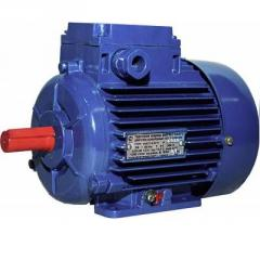 Электродвигатели однофазные конденсаторные