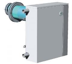 Котел газовый настенный водогрейный теплопроизводительностью N=7,5кВт `Рубин-7,5`