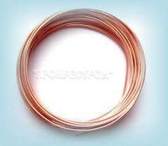 Wire copper TU U 27,4-00195452-001-2002