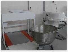 Полуавтоматическая линия для производства питы и чапати ЛП-700